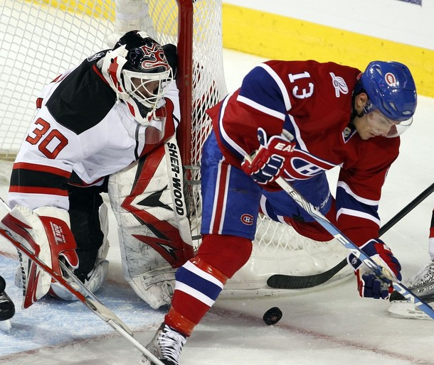 Devils-Canadiens: Habs can't find Formula to Solve Devils