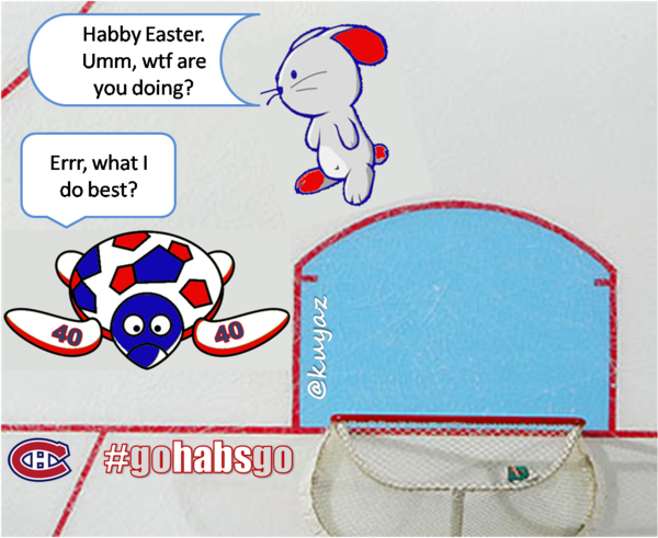 Kuyaz says Habby Easter