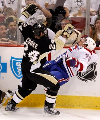 Canadiens-Penguins: Habs Lose Game 1, Possibly More