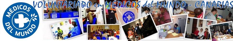 Voluntariado en Médicos Del Mundo - Canarias
