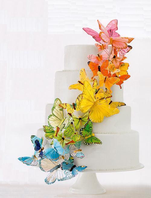 martha stewart wedding cake pictures