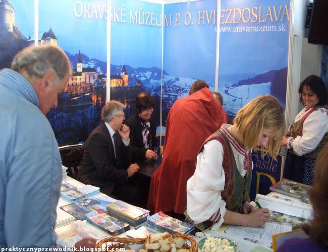 Targi turystyczne Kraków 2010 AWF