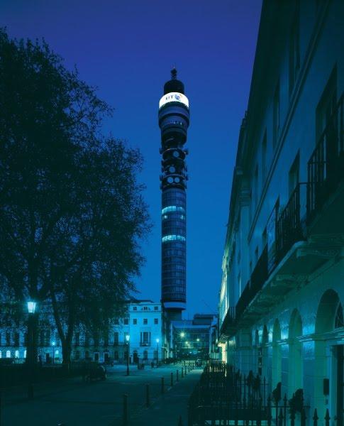 Zwiedzanie BT Tower