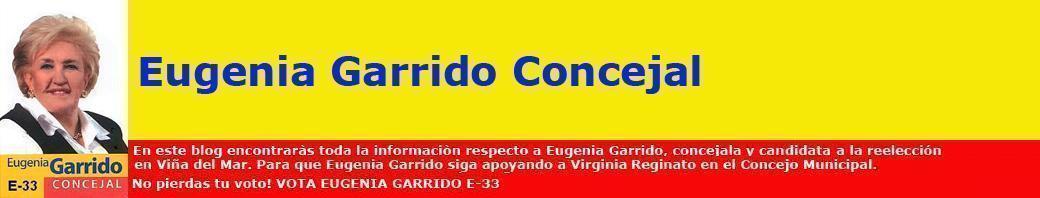 Eugenia Garrido Concejal