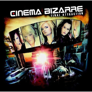 Cinema Bizarre - Lovesongs (They Kill Me) (Single)
