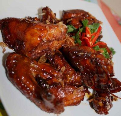 Resep Ayam Bakar Asam Manis