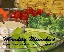 Monday Munchies ~ Martha