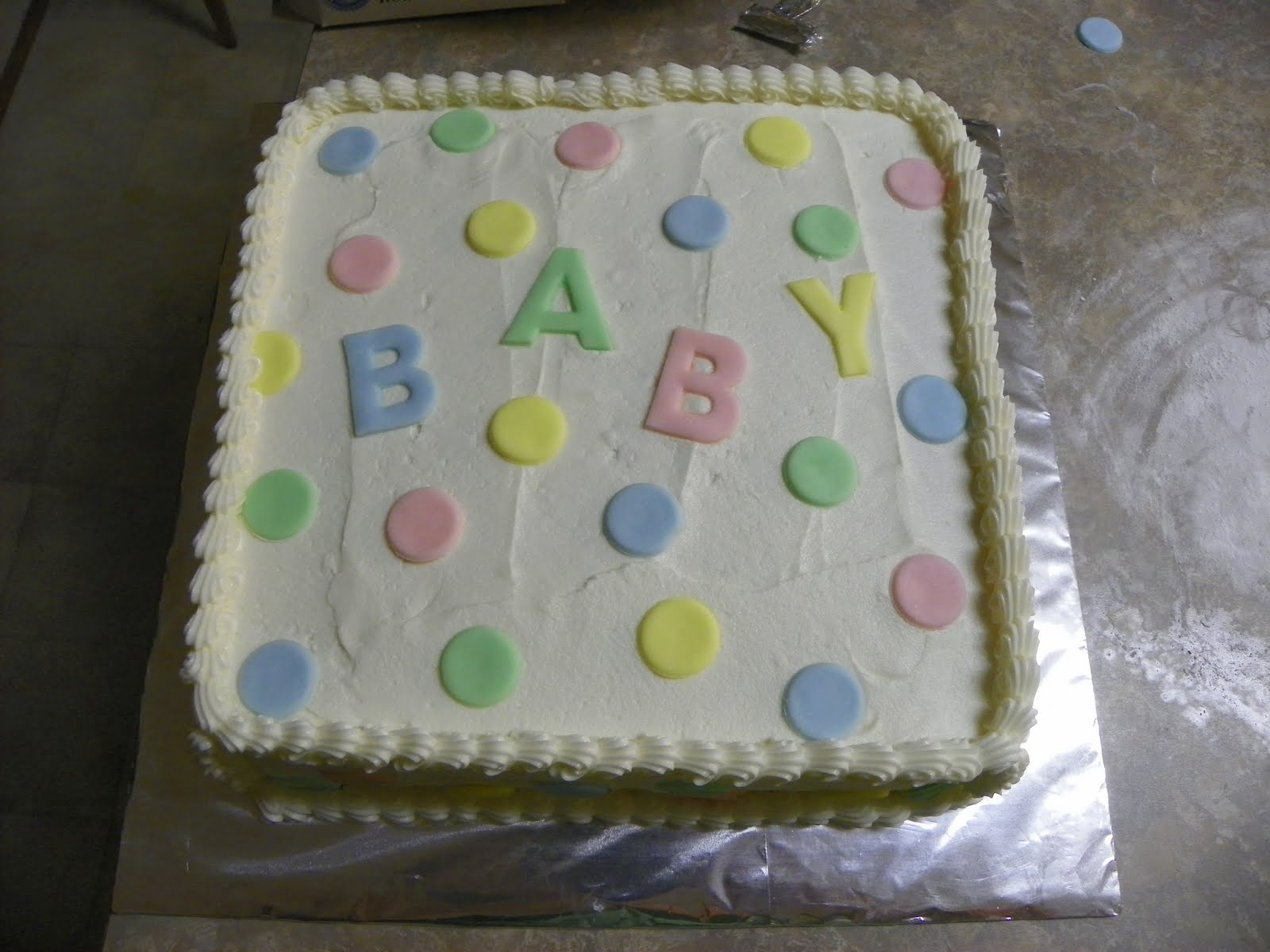 Baby Shower Cakes In Atlanta ~ Living room decorating ideas specialty baby shower cakes