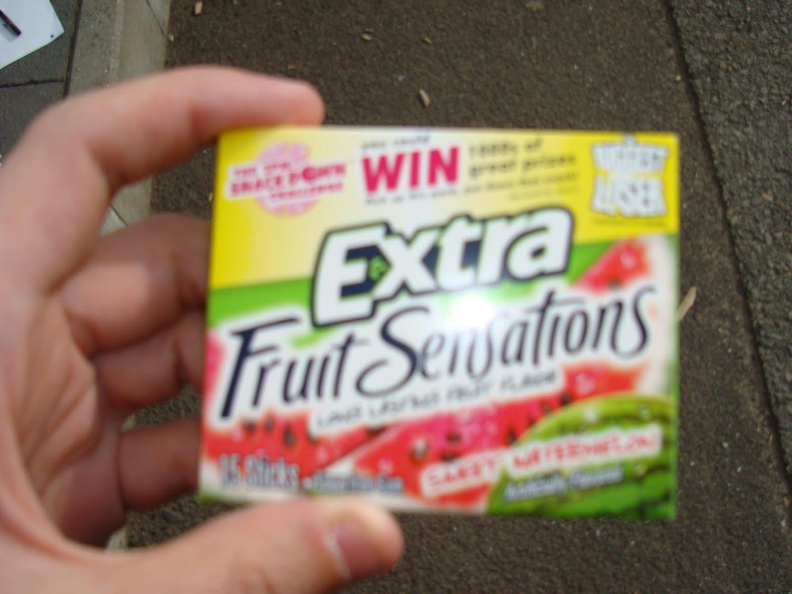 persuassive speech on chewing gum
