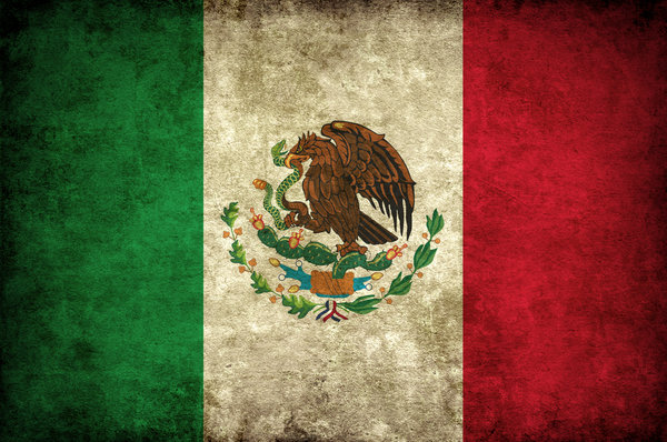 mexico flag. mexico map flag. mexico flag