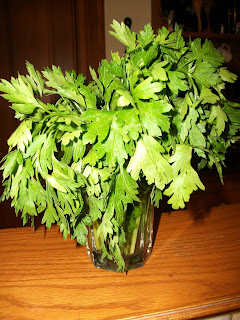 how to cook italian parsley