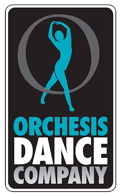 Kerrie Robertson Illustration: Orchesis Dance Company logo…