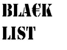 H μαύρη €λίστα..