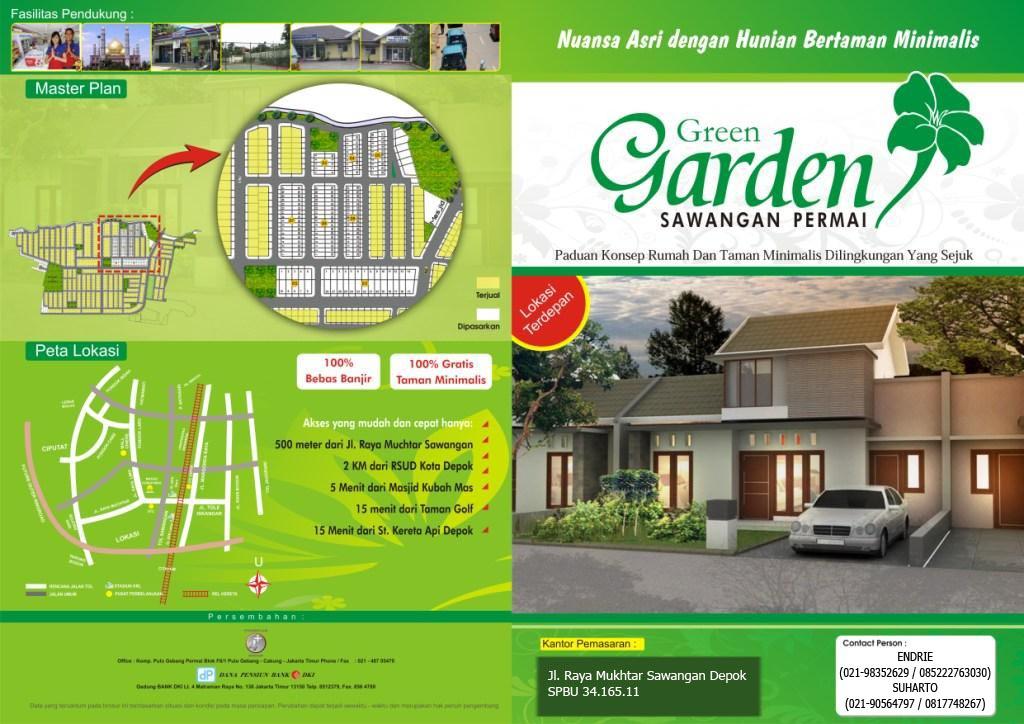 Ke Pearl Garden Sawangan   Perumahan di Depok   Pearl Garden Sawangan