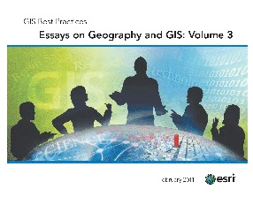 essays on geography and gis volume 1 Economic geography (box set.