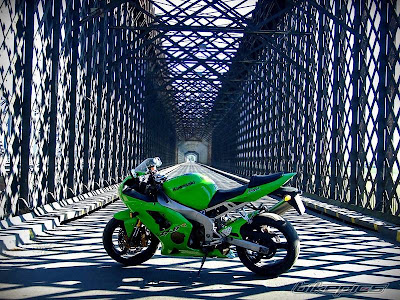 Kawasaki ZX-6R 2010 | Motorcyle Modification Wallpapers