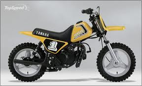 Modification Yamaha PW 50 Off-Road