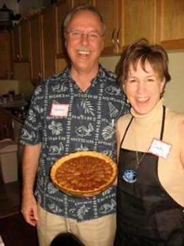 Pastor Emory Gaskins, and his wife Cindi