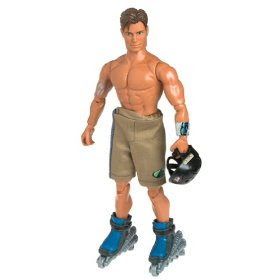 Max Steel Rocket Blading Action Figure