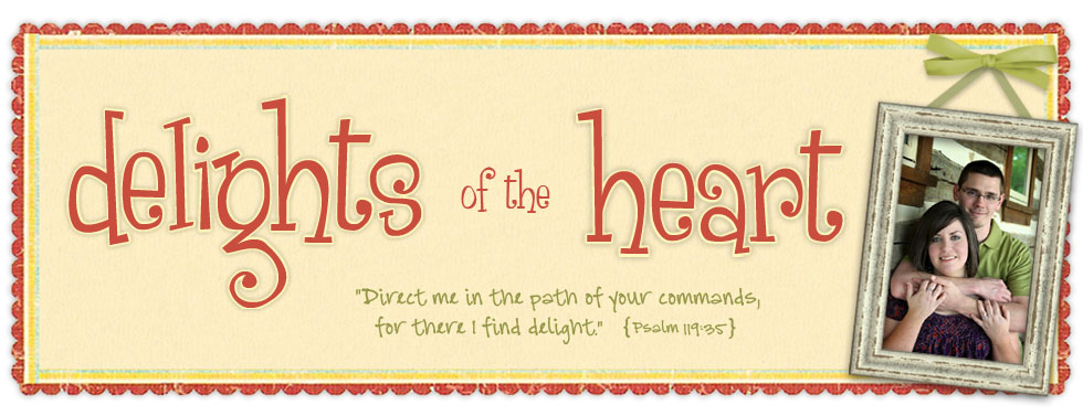 Delights of the Heart
