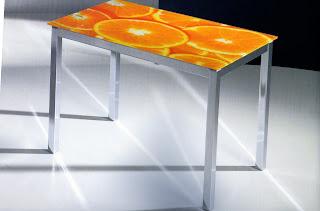 PHOTOS: Originales mesas de cocina ~ Reformas Guaita