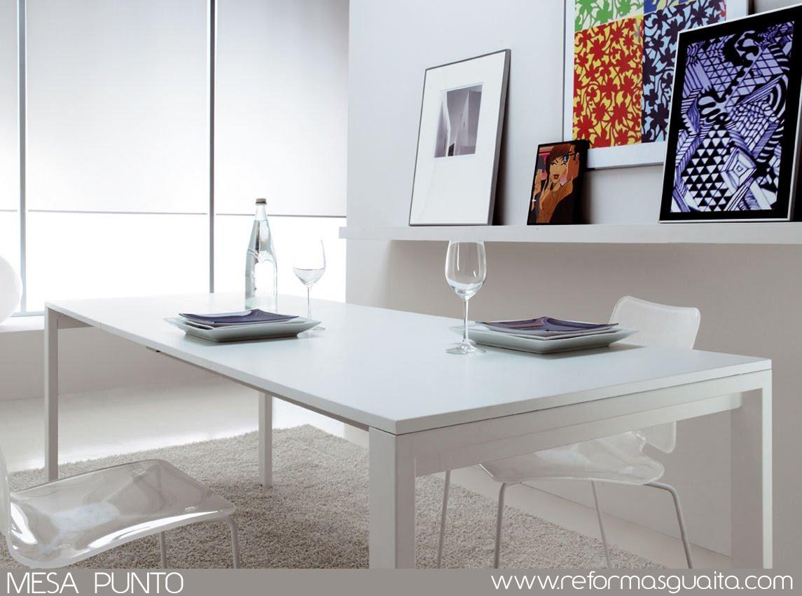 Mesa punto para un office con clase reformas guaita - Cocina con clase ...
