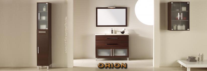 Lavabos Para Baño Orion:Serie ORION de muebles de baño ~ Reformas Guaita