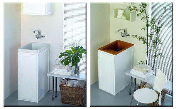 lavadero de fibra y otro para lavadero de porcelana henares de roca