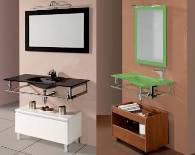 Soluciones para colocar bajo una encimera lavabo de obra for Mueble auxiliar bano bajo lavabo