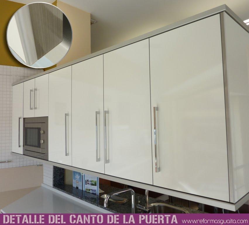 Colección XUQUER de muebles de cocina ~ Reformas Guaita