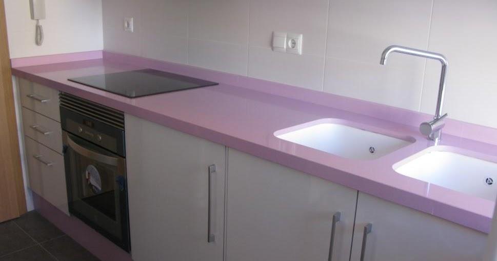White flamingo una cocina muy fresca reformas guaita for Muebles de cocina ocasion