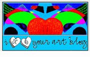 Love your Art Blog Award, Feb 2009