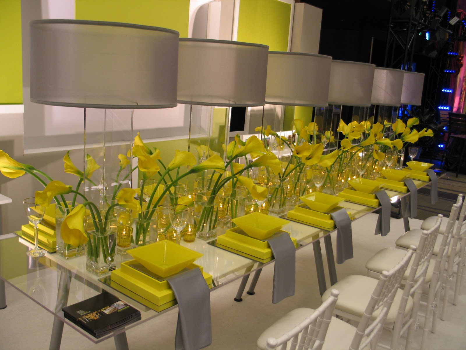 Wedding decoration for Simple wedding reception table decorations