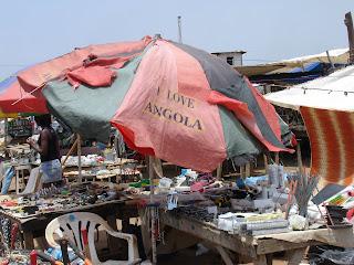 Angola market