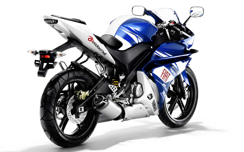 MotoGP Wallpaper  Yamaha YZF r125 cool bike