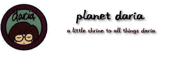 Planet Daria