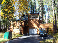 Photo's of my Donner Lake Cabin