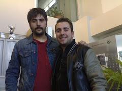 SERGIO Y DAVID (ESTOPA)