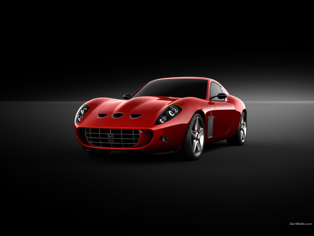Images Ferrari 599 GTO