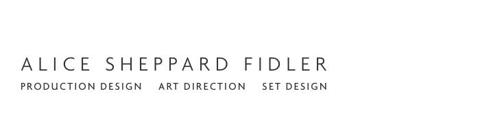 Alice Sheppard Fidler's Blog