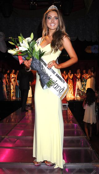 Rozanna Purcell Miss Universe