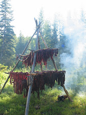 drying jerky