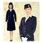 Limited Edition CX Historical Uniform Doll 1946-50