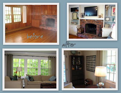 Paint In My Hair Family Room Makeover And Crown Molding