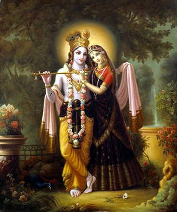 Radha Krishna, the eternal Love