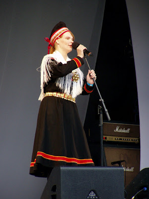 Sapmi Video Blog: Solveig Andersson, Jojk