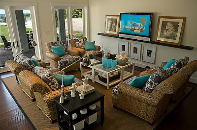2008 HGTV Dream Home in the Florida Keys, entertainment room