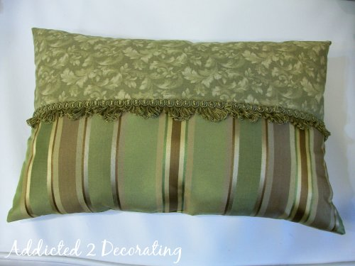 Simple Decorative Pillow Custom How To Sew Decorative Pillows
