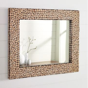 J & A Master Bathroom:: And The New D.I.Y. Framed Mirrors