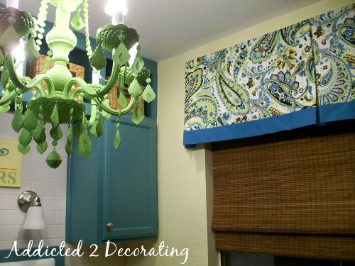 Reader Project Candaces Kitchen Valances